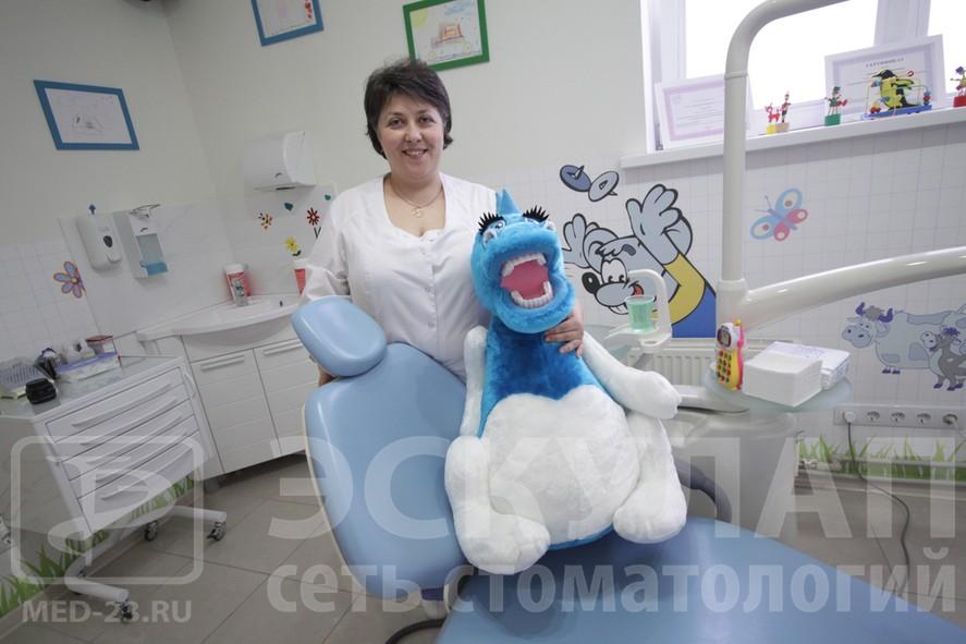 Детский стоматолог в Краснодаре
